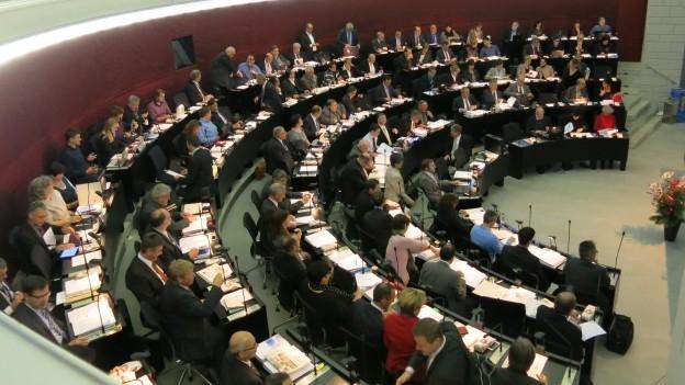 Kantonsratssaal Luzern